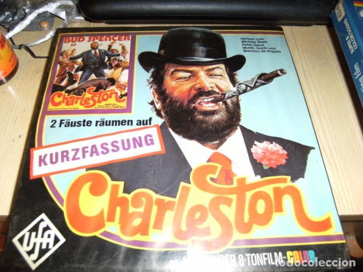 MR. CHARLESTON Y SUS SECUACES - RESUMEN 1 X 120 - EN ALEMAN - UFA (Cine - Películas - Super 8 mm)