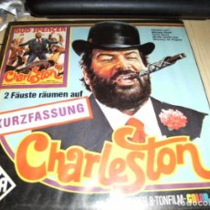 Cine: MR. CHARLESTON Y SUS SECUACES - RESUMEN 1 X 120 - EN ALEMAN - UFA. Lote 147508110