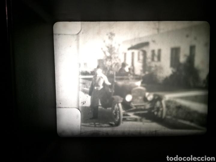 Kino: PELICULA 8 mm LAUREL Y HARDY. OJO X OJO. DOS BOBINAS DE160 MTS.TITULOS EN FRANCES - Foto 2 - 147495650