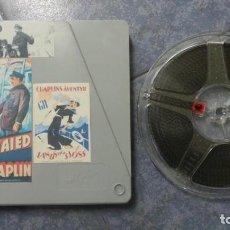 Cine: SHANGHAIED(CHARLOT MARINERO) CHARLIE CHAPLIN CORTOMETRAJE PELÍCULA SUPER 8 MM VINTAGE FILM. Lote 147566498