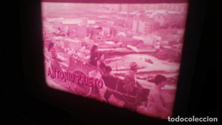 Cine: LOS TARANTOS-ANTONIO GADES, PELÍCULA-SUPER 8 MM-4 x 180 MTS. RETRO-VINTAGE FILM - Foto 3 - 148960698