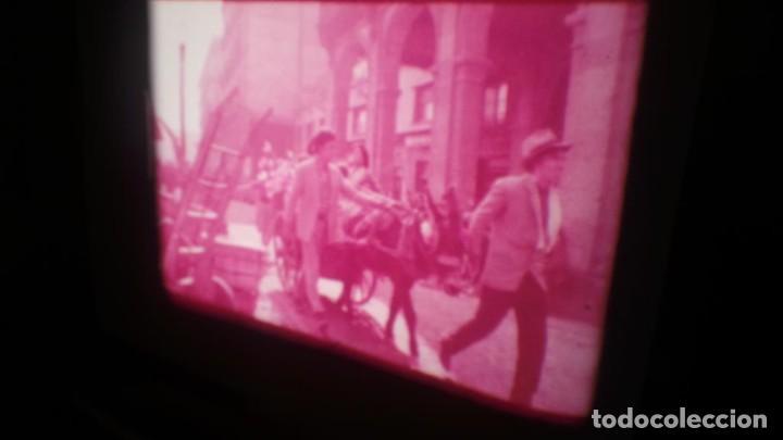 Cine: LOS TARANTOS-ANTONIO GADES, PELÍCULA-SUPER 8 MM-4 x 180 MTS. RETRO-VINTAGE FILM - Foto 17 - 148960698