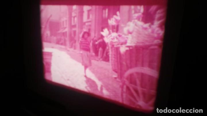 Cine: LOS TARANTOS-ANTONIO GADES, PELÍCULA-SUPER 8 MM-4 x 180 MTS. RETRO-VINTAGE FILM - Foto 18 - 148960698