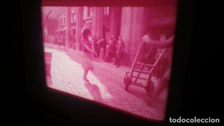 Cine: LOS TARANTOS-ANTONIO GADES, PELÍCULA-SUPER 8 MM-4 x 180 MTS. RETRO-VINTAGE FILM - Foto 19 - 148960698