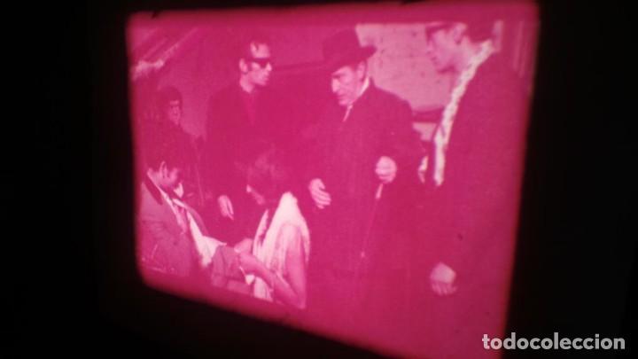 Cine: LOS TARANTOS-ANTONIO GADES, PELÍCULA-SUPER 8 MM-4 x 180 MTS. RETRO-VINTAGE FILM - Foto 20 - 148960698
