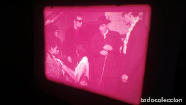 Cine: LOS TARANTOS-ANTONIO GADES, PELÍCULA-SUPER 8 MM-4 x 180 MTS. RETRO-VINTAGE FILM - Foto 21 - 148960698