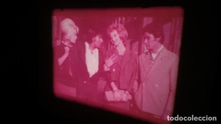 Cine: LOS TARANTOS-ANTONIO GADES, PELÍCULA-SUPER 8 MM-4 x 180 MTS. RETRO-VINTAGE FILM - Foto 24 - 148960698