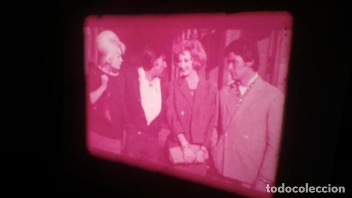 Cine: LOS TARANTOS-ANTONIO GADES, PELÍCULA-SUPER 8 MM-4 x 180 MTS. RETRO-VINTAGE FILM - Foto 25 - 148960698
