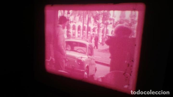 Cine: LOS TARANTOS-ANTONIO GADES, PELÍCULA-SUPER 8 MM-4 x 180 MTS. RETRO-VINTAGE FILM - Foto 26 - 148960698