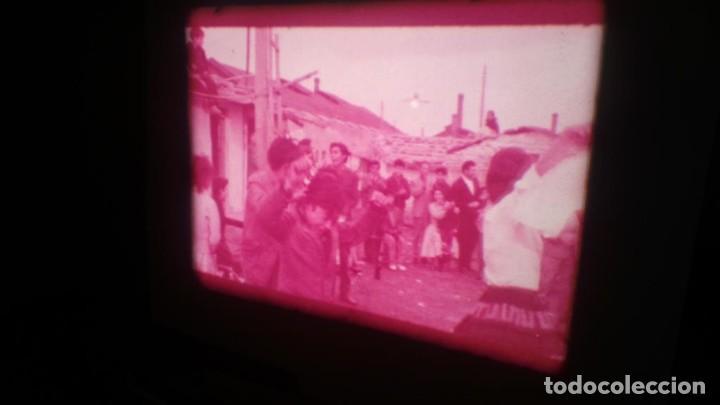 Cine: LOS TARANTOS-ANTONIO GADES, PELÍCULA-SUPER 8 MM-4 x 180 MTS. RETRO-VINTAGE FILM - Foto 28 - 148960698