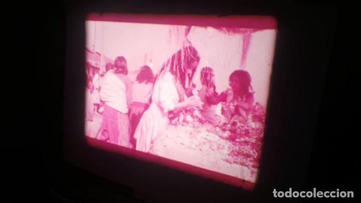 Cine: LOS TARANTOS-ANTONIO GADES, PELÍCULA-SUPER 8 MM-4 x 180 MTS. RETRO-VINTAGE FILM - Foto 30 - 148960698