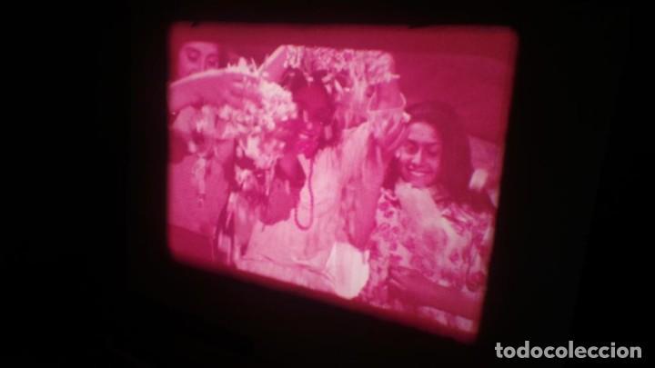 Cine: LOS TARANTOS-ANTONIO GADES, PELÍCULA-SUPER 8 MM-4 x 180 MTS. RETRO-VINTAGE FILM - Foto 32 - 148960698