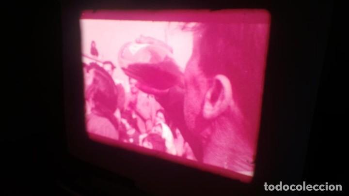 Cine: LOS TARANTOS-ANTONIO GADES, PELÍCULA-SUPER 8 MM-4 x 180 MTS. RETRO-VINTAGE FILM - Foto 40 - 148960698