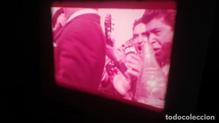 Cine: LOS TARANTOS-ANTONIO GADES, PELÍCULA-SUPER 8 MM-4 x 180 MTS. RETRO-VINTAGE FILM - Foto 41 - 148960698