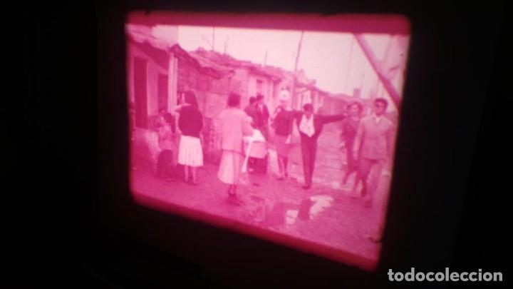Cine: LOS TARANTOS-ANTONIO GADES, PELÍCULA-SUPER 8 MM-4 x 180 MTS. RETRO-VINTAGE FILM - Foto 42 - 148960698