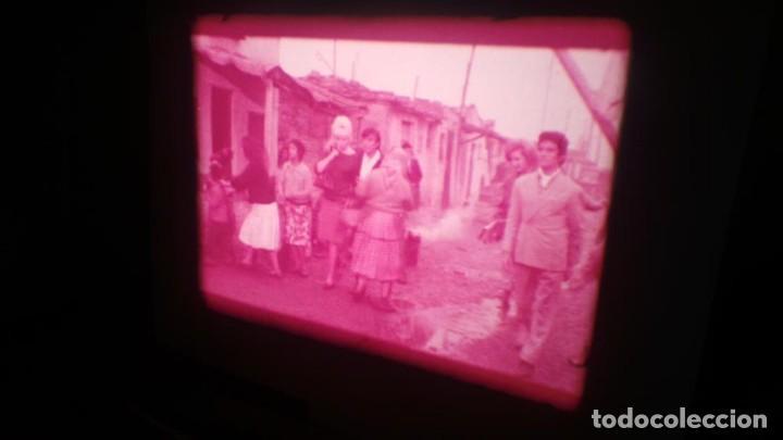 Cine: LOS TARANTOS-ANTONIO GADES, PELÍCULA-SUPER 8 MM-4 x 180 MTS. RETRO-VINTAGE FILM - Foto 43 - 148960698