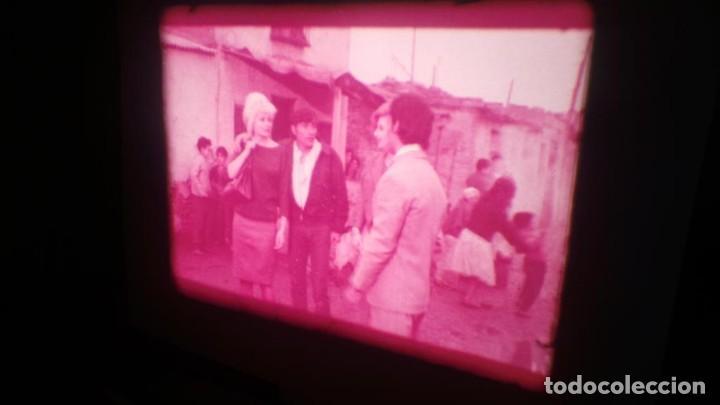 Cine: LOS TARANTOS-ANTONIO GADES, PELÍCULA-SUPER 8 MM-4 x 180 MTS. RETRO-VINTAGE FILM - Foto 44 - 148960698