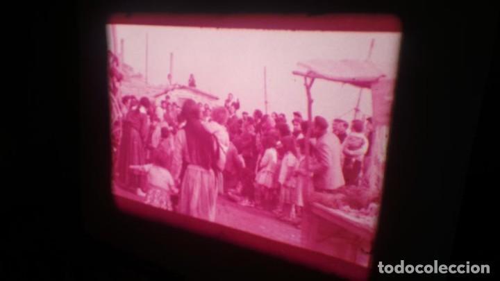 Cine: LOS TARANTOS-ANTONIO GADES, PELÍCULA-SUPER 8 MM-4 x 180 MTS. RETRO-VINTAGE FILM - Foto 45 - 148960698