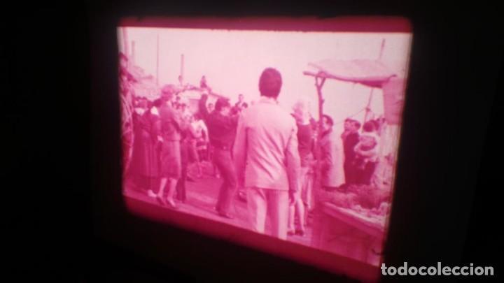 Cine: LOS TARANTOS-ANTONIO GADES, PELÍCULA-SUPER 8 MM-4 x 180 MTS. RETRO-VINTAGE FILM - Foto 47 - 148960698