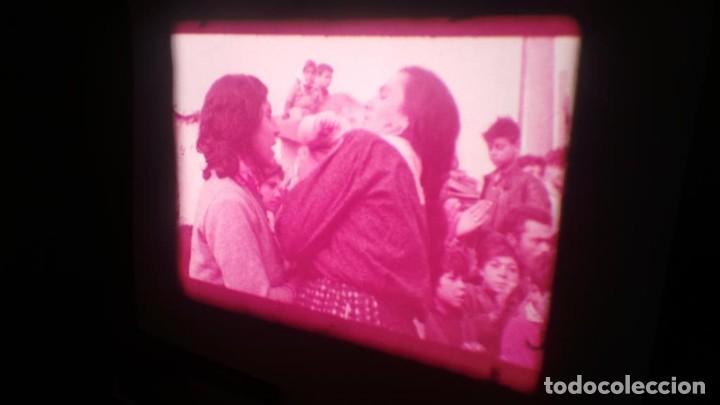 Cine: LOS TARANTOS-ANTONIO GADES, PELÍCULA-SUPER 8 MM-4 x 180 MTS. RETRO-VINTAGE FILM - Foto 50 - 148960698