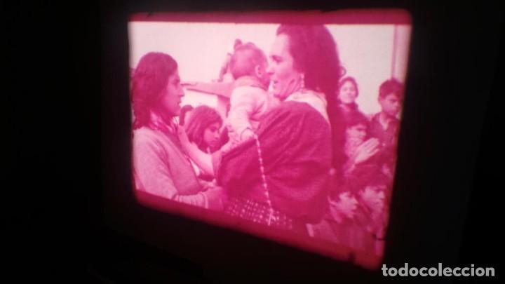 Cine: LOS TARANTOS-ANTONIO GADES, PELÍCULA-SUPER 8 MM-4 x 180 MTS. RETRO-VINTAGE FILM - Foto 51 - 148960698