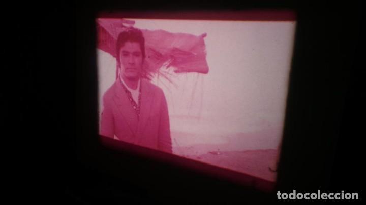 Cine: LOS TARANTOS-ANTONIO GADES, PELÍCULA-SUPER 8 MM-4 x 180 MTS. RETRO-VINTAGE FILM - Foto 52 - 148960698