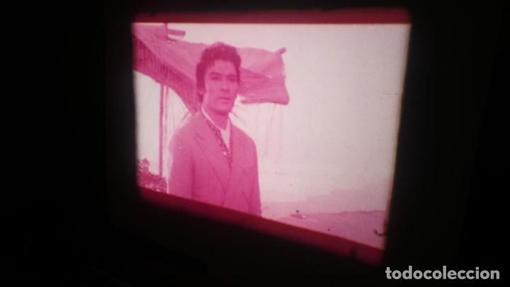 Cine: LOS TARANTOS-ANTONIO GADES, PELÍCULA-SUPER 8 MM-4 x 180 MTS. RETRO-VINTAGE FILM - Foto 53 - 148960698