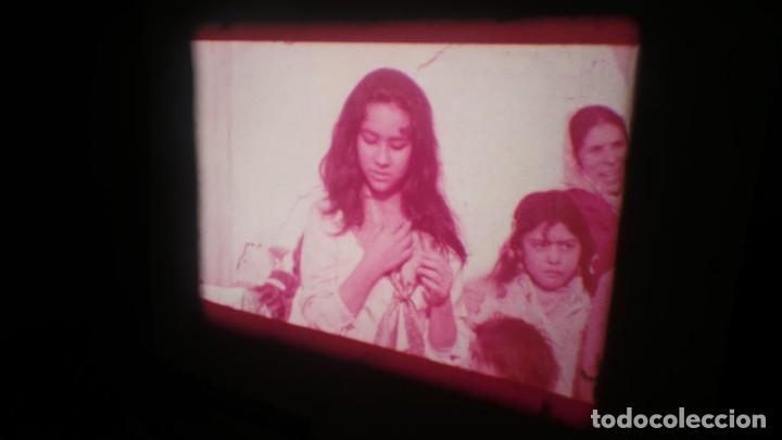 Cine: LOS TARANTOS-ANTONIO GADES, PELÍCULA-SUPER 8 MM-4 x 180 MTS. RETRO-VINTAGE FILM - Foto 57 - 148960698