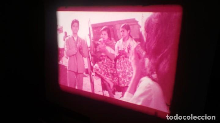 Cine: LOS TARANTOS-ANTONIO GADES, PELÍCULA-SUPER 8 MM-4 x 180 MTS. RETRO-VINTAGE FILM - Foto 60 - 148960698