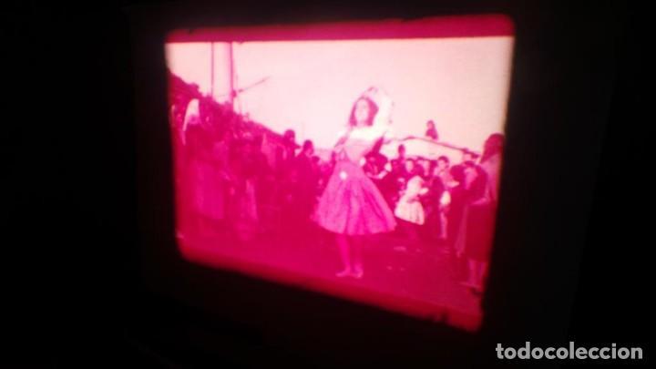 Cine: LOS TARANTOS-ANTONIO GADES, PELÍCULA-SUPER 8 MM-4 x 180 MTS. RETRO-VINTAGE FILM - Foto 68 - 148960698