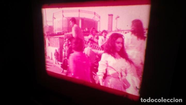 Cine: LOS TARANTOS-ANTONIO GADES, PELÍCULA-SUPER 8 MM-4 x 180 MTS. RETRO-VINTAGE FILM - Foto 70 - 148960698