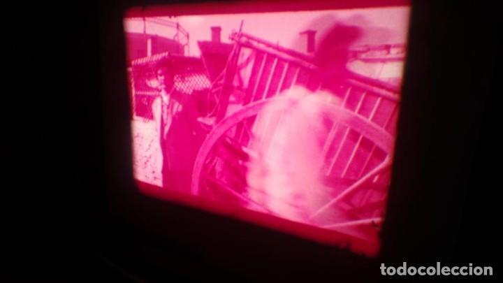 Cine: LOS TARANTOS-ANTONIO GADES, PELÍCULA-SUPER 8 MM-4 x 180 MTS. RETRO-VINTAGE FILM - Foto 71 - 148960698