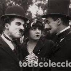 Cine: [CHARLOT; CHARLES CHAPLIN:] 'LA FUGA DE CHARLOT' (A JITNEY ELOPEMENT, 1915) - SUPER 8 MM.. Lote 137182998