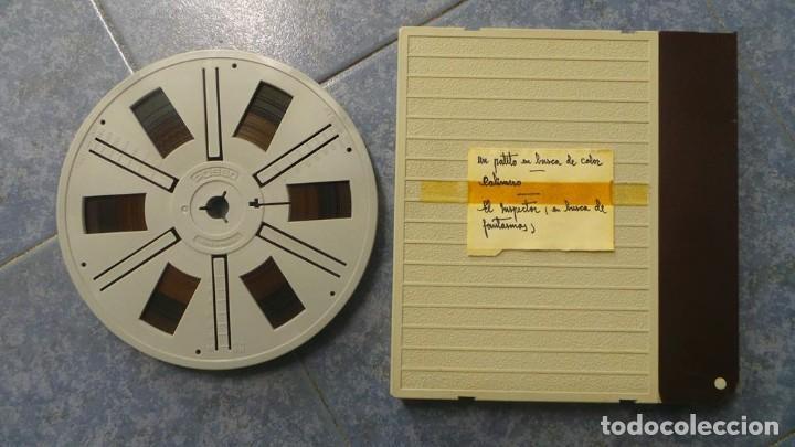 TRES CORTOS DIBUJOS ANIMADOS, CALIMERO, MERRIE MELODIES SUPER 8 MM VINTAGE FILM (Cine - Películas - Super 8 mm)