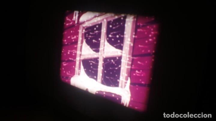 Cine: TRES CORTOS DIBUJOS ANIMADOS, CALIMERO, MERRIE MELODIES SUPER 8 MM VINTAGE FILM - Foto 4 - 149692574