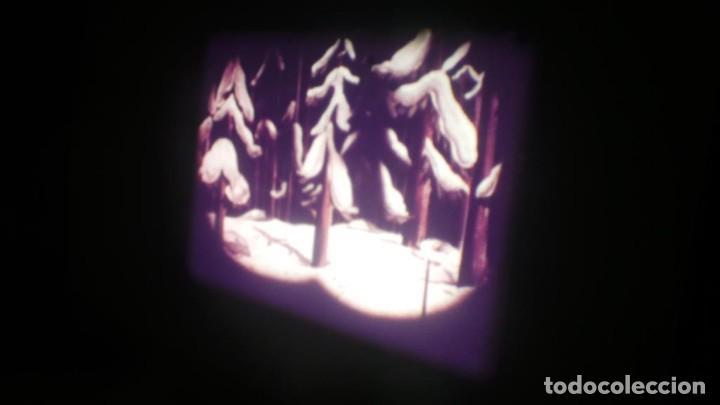 Cine: TRES CORTOS DIBUJOS ANIMADOS, CALIMERO, MERRIE MELODIES SUPER 8 MM VINTAGE FILM - Foto 29 - 149692574