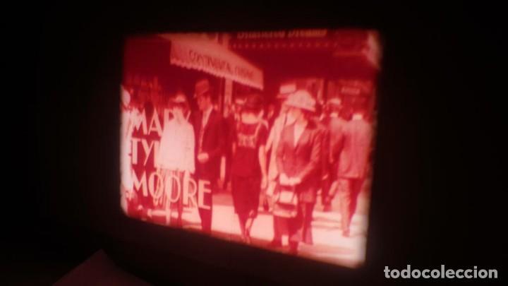 Cine: MILLIE UNA CHICA MODERNA-REDUCCIÓN PELÍCULA - SUPER 8 MM- VINTAGE FILM - Foto 7 - 149693310
