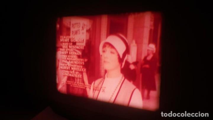 Cine: MILLIE UNA CHICA MODERNA-REDUCCIÓN PELÍCULA - SUPER 8 MM- VINTAGE FILM - Foto 17 - 149693310