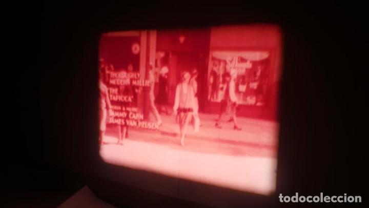 Cine: MILLIE UNA CHICA MODERNA-REDUCCIÓN PELÍCULA - SUPER 8 MM- VINTAGE FILM - Foto 21 - 149693310