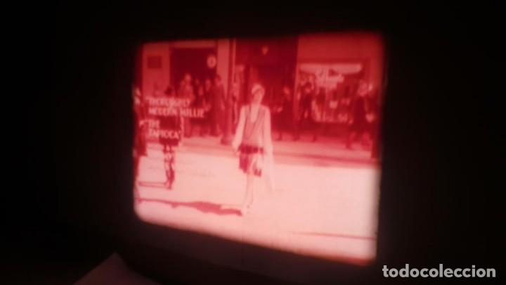 Cine: MILLIE UNA CHICA MODERNA-REDUCCIÓN PELÍCULA - SUPER 8 MM- VINTAGE FILM - Foto 23 - 149693310