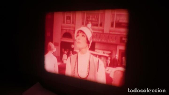 Cine: MILLIE UNA CHICA MODERNA-REDUCCIÓN PELÍCULA - SUPER 8 MM- VINTAGE FILM - Foto 27 - 149693310