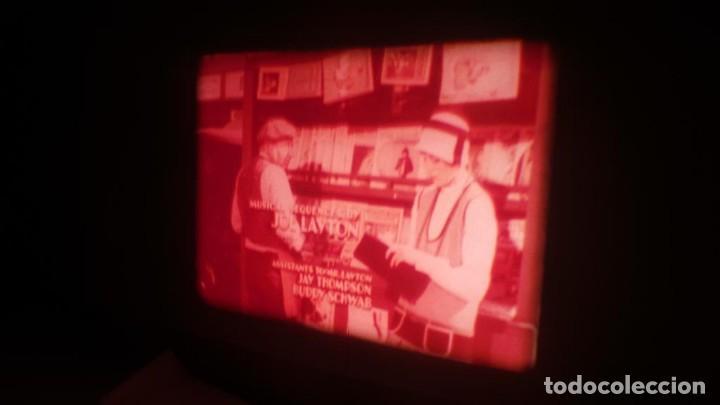 Cine: MILLIE UNA CHICA MODERNA-REDUCCIÓN PELÍCULA - SUPER 8 MM- VINTAGE FILM - Foto 30 - 149693310