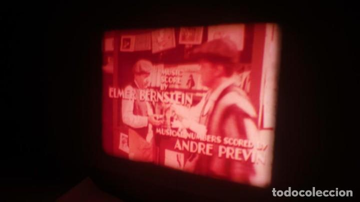 Cine: MILLIE UNA CHICA MODERNA-REDUCCIÓN PELÍCULA - SUPER 8 MM- VINTAGE FILM - Foto 32 - 149693310