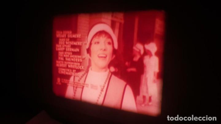 Cine: MILLIE UNA CHICA MODERNA-REDUCCIÓN PELÍCULA - SUPER 8 MM- VINTAGE FILM - Foto 58 - 149693310