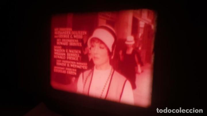 Cine: MILLIE UNA CHICA MODERNA-REDUCCIÓN PELÍCULA - SUPER 8 MM- VINTAGE FILM - Foto 60 - 149693310