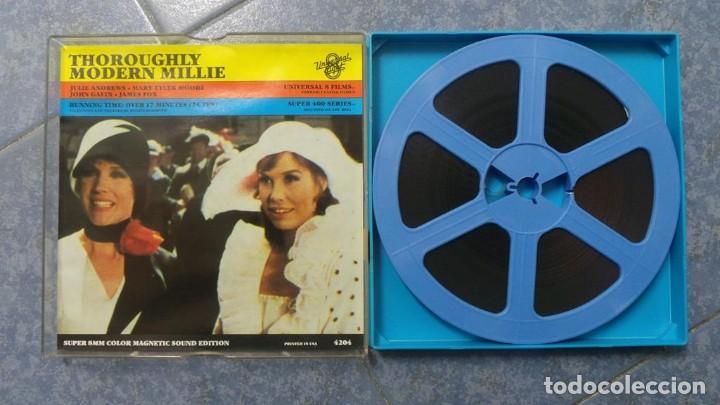 Cine: MILLIE UNA CHICA MODERNA-REDUCCIÓN PELÍCULA - SUPER 8 MM- VINTAGE FILM - Foto 79 - 149693310