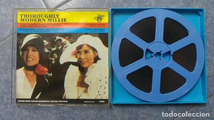 Cine: MILLIE UNA CHICA MODERNA-REDUCCIÓN PELÍCULA - SUPER 8 MM- VINTAGE FILM - Foto 81 - 149693310