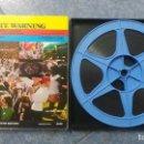 Cine: PÁNICO EN EL ESTADIO(TWO-MINUTE WARNING)-PELICULA SUPER 8 MM-RETRO VINTAGE FILM. Lote 149693710
