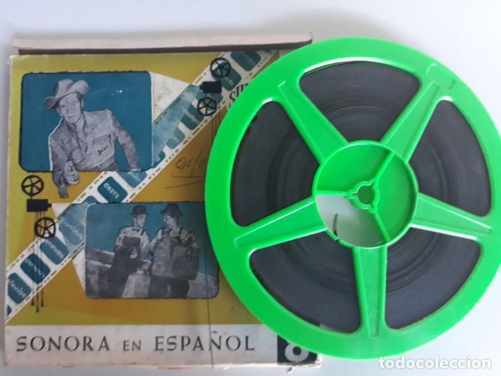 PELICULA SUPER 8. JAIMITO CAMARADAS A BORDO. (Cine - Películas - Super 8 mm)