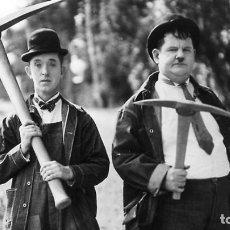 Cine: 'PRISIONEROS' (THE HOOSE-GOW, 1929) STAN LAUREL Y OLIVER HARDY. 19 MINUTOS. V. E. SUPER 8 MM.. Lote 137166782